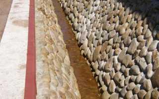 Как укрепить берег шинами: пошаговая инструкция