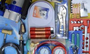 Инструменты для ремонта холодильников