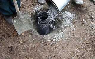 Консервация скважины на воду документы