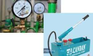 Как проверить герметичность труб? Проведение опрессовки трубопроводов