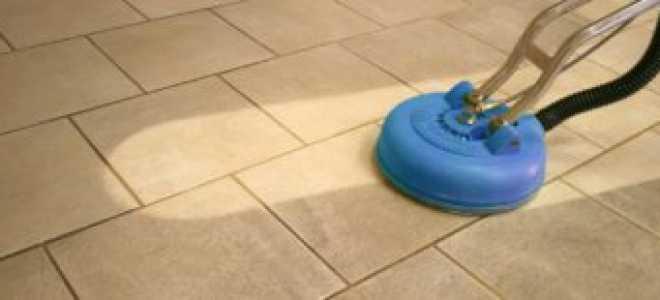 Чем мыть плитку на полу чтобы блестела: лучшие способы