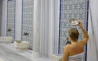 Турецкая баня хаммам – польза для души и тела