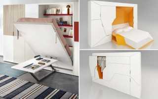 Стеллажи для детской комнаты – «умная» мебель для умных деток