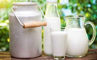 Молоко портится