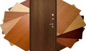 Отделка двери ламинатом своими руками – пошаговое руководство + Видео