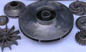 Каким бывает рабочее колесо центробежного насоса и как оно устроено?