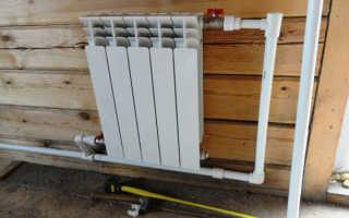 Какие фитинги нужны для подключения радиатора отопления