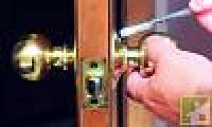 Как правильно снять дверную ручку Apecs?