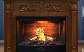 Электрокамины с эффектом живого огня – инновация и уют в вашем доме