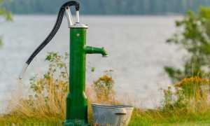 Водяной насос из подручных средств