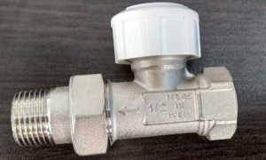 Настройка термостатического клапана радиаторного отопления