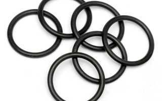 Где и зачем используют уплотнительные резиновые кольца?