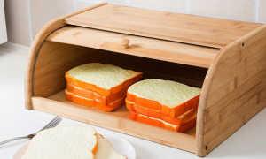 В какой хлебнице лучше всего хранить хлеб: идеи на фото