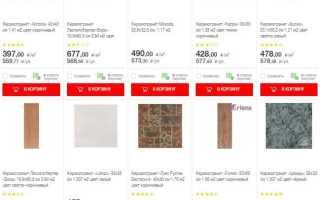 Продукция Леруа Мерлен: керамогранит высокого качества